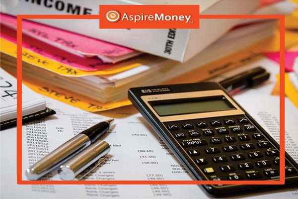 Aspire Money provides tips on how to create a budget