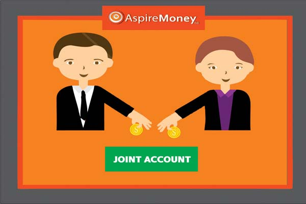 Aspire Money considers the pros and cons of joint bank accounts